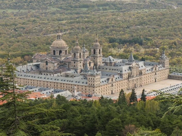 Monast San Lor El Escorial