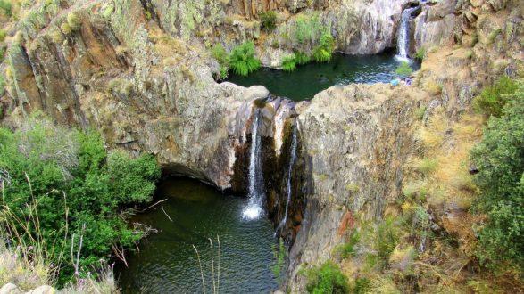 Aljibe cascada